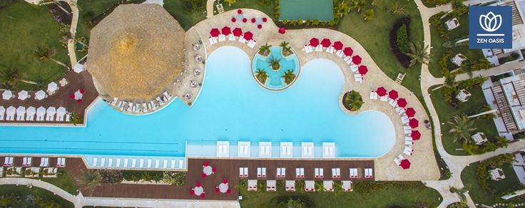 Resort in: Punta Cana (Dominican Rep). A tropical family & couple's paradise with a sprawling lagoon pool on a dazzling Caribbean beach. Family all inclusive resort and exclusive last minute vacation deals with Club Med.