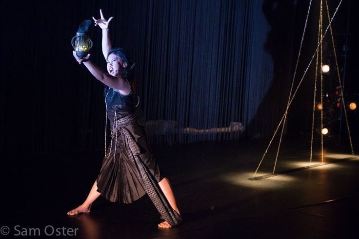 Unjust Percussion of Ontosoroh at the OzAsia Festival 2013