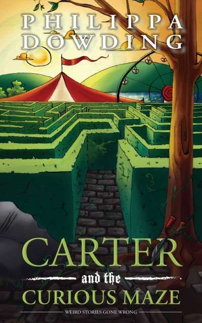 Carter and the Curious Maze by Philippa Dowding