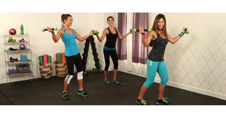 10-minute Zumba workout