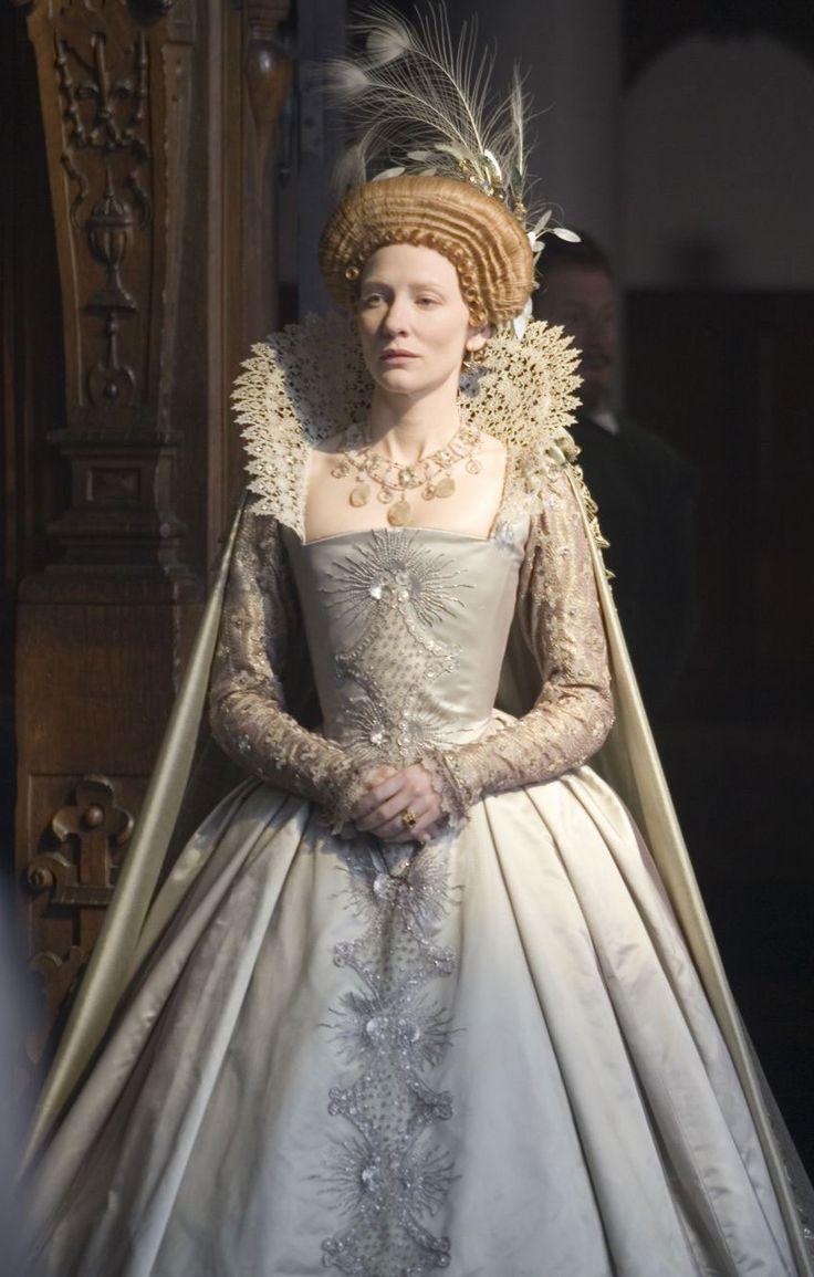 elizabeth golden age | Cate Blanchett as Queen Elizabeth I from Elizabeth: The Golden Age
