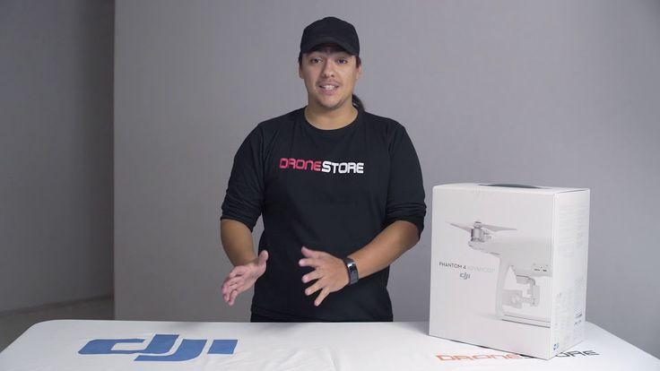 Dronestore · #Unboxing Phantom 4 Pro Plus Descubre el DJI #Phantom4ProPlus‼️😮 Conoce sus características y diferencias con otros drones de la #FamiliaPhantom en nuestro video😀👌💯 Obtén el tuyo #Ahora 👉 http://bit.ly/2w424iS