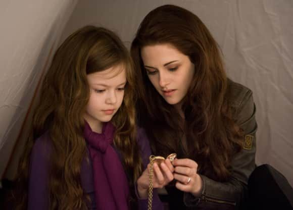 """""""Twilight"""" stars then and now"""