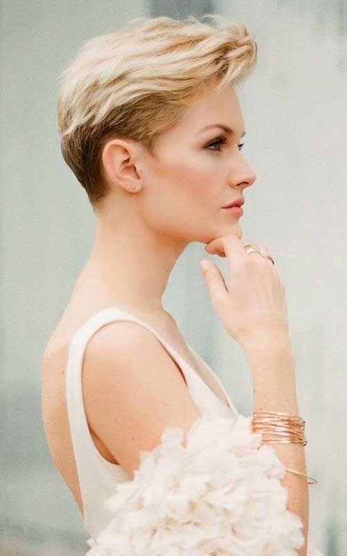 20+ Undercut Pixie Cuts for Badass Women | Pixie Cut 2015                                                                                                                                                      More