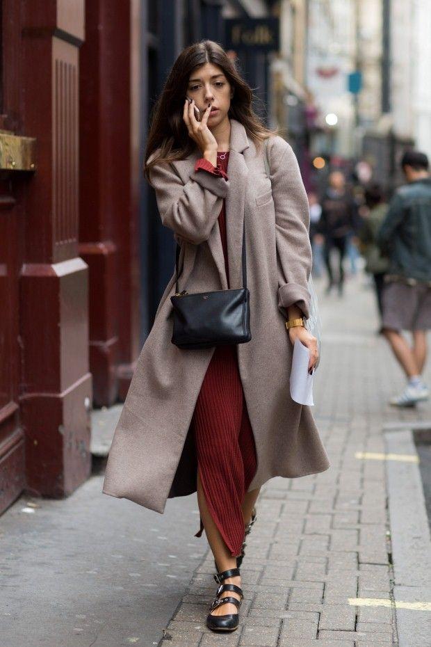 Street Fashion w Londynie  - Summer 2016