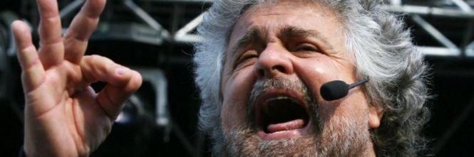 """Grillo, da comico a politico..""""e poi viceversa"""") LOL"""