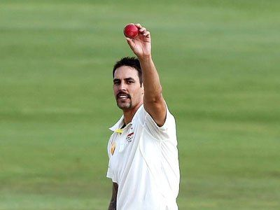 Mitchell Johnson named ICC cricketer of the year