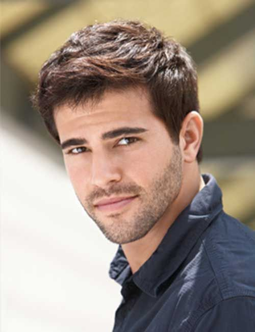 Short Hairstyle For Men cool and trendy short hairstyles for men Male Short Hair