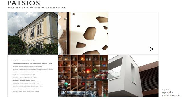 Architectural design and construction #WebSite by #Cylicom