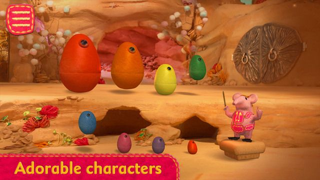 Clangers - Playtime Planet by StoryToys Entertainment Limited