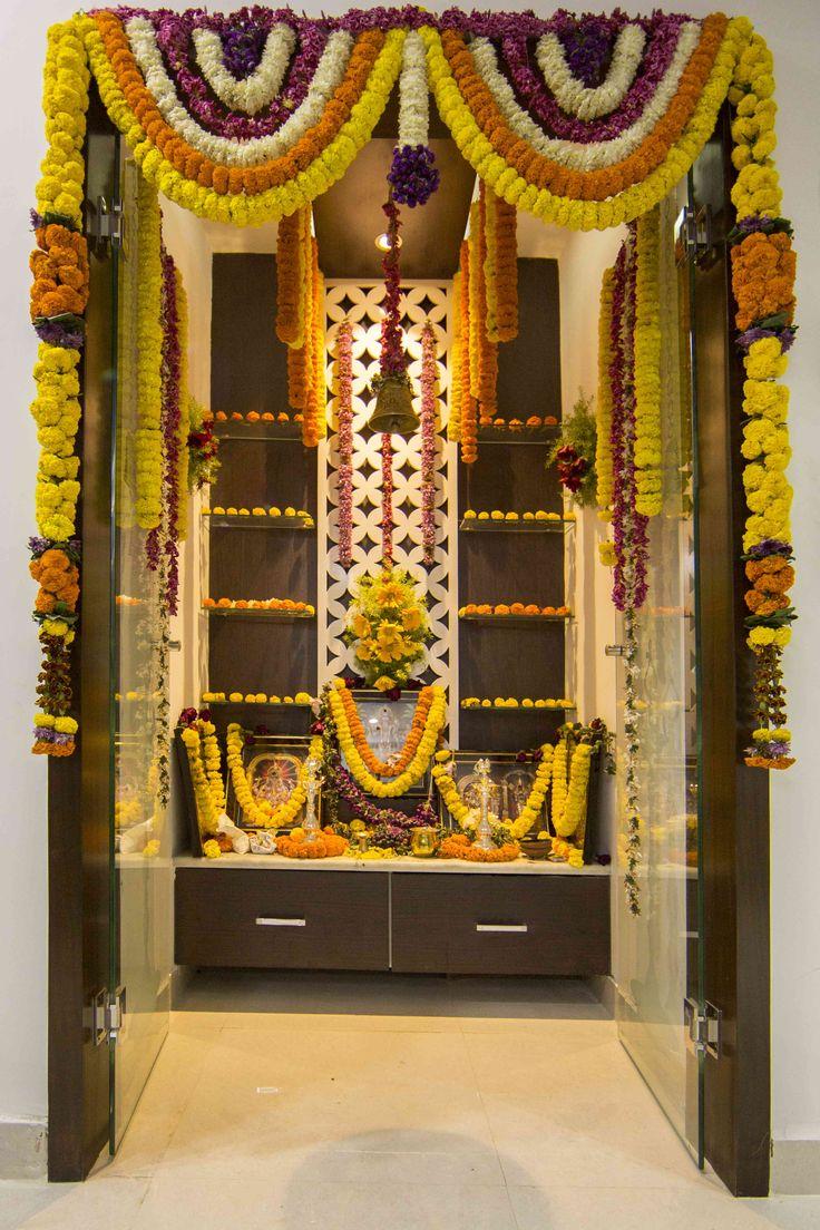 Pooja mandir at home 69 best Indian