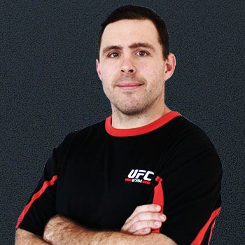 UFC Gym High Performance Coach Luke Baranowski #TrainDifferent