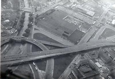 AHSP - Acervo fotográfico do Arquivo Histórico de São Paulo, Cambuci, Viaduto do Glicério 1970