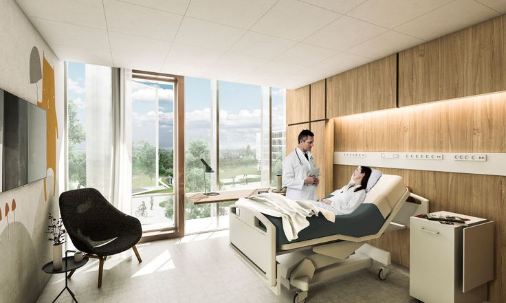 New North Zealand Hospital - Pictures