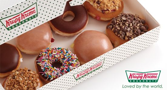Krispy Kreme – FREE Donut on National Donut Day 6/1 | Budget Savvy Diva