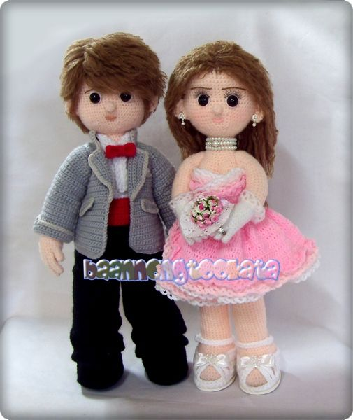 27 best images about Crochet Cute Doll on Pinterest ...