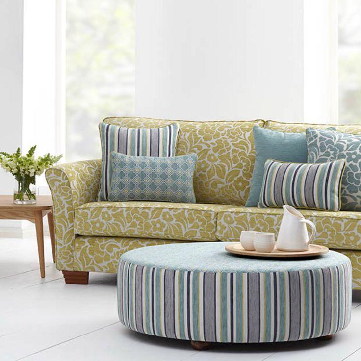 Warwick Fabrics : ABBOTSFORD COLLn HGR (TIG/H)