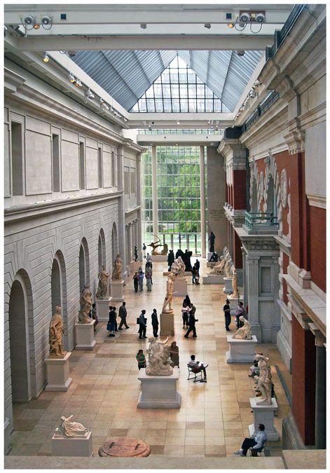 The Metropolitan Museum of Art Copyright: Jason Cowling