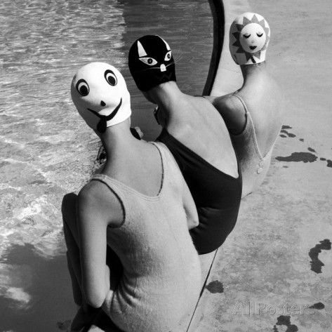 Womens Seins De Water-polo