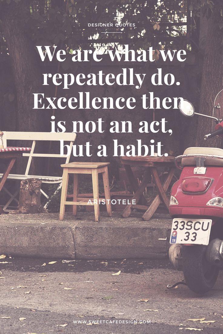 design quote aristotele