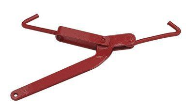 BINDER LOAD 375# [Misc.] by American. $4.04. American Power Pull Load Binder For Use With 1/4 Chain Ideal For Cross Chain Tightening, Gate Fastening Chain, Cable Fastening And Rope Tightening 375 Lbs. Working Load Limit The Ultimate Strength Is 1,500 Lbs. 3-1/2 Take Up High Quality Heat-treated Steel Provides Strength And Dependability Chain Links Are Electric Welded For Flexibility Bulk Discovery Acc, Con, Nbr, Sup, Hwu All items sold new in original packaging. Save 69% Off!