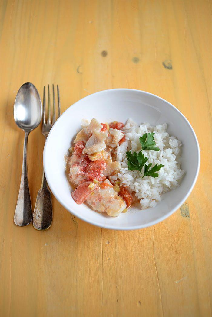 Poisson à la thaï - A taste of my life