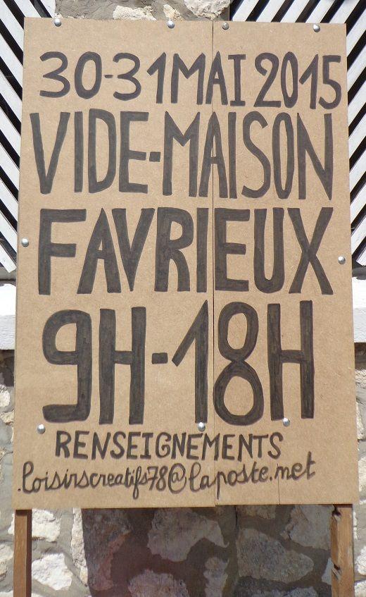VIDE-MAISON, Favrieux (78200), Ile-de-France