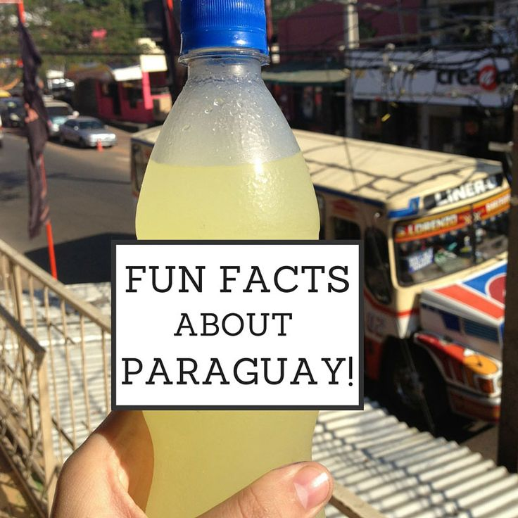 Paraguay Travel Tips l Fun facts about Paraguay l @tbproject