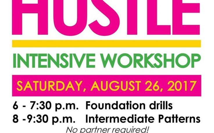 HUSTLE workshops w/Steven James & Annie Lebedeva | TorontoDance.com