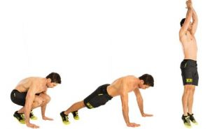 Try these exercises at home to burn fat fast!