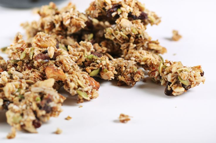 Back To School 5-Ingredient Granola Bars (No Bake & Healthy!)