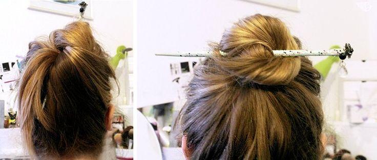 frisuren mit haarstab