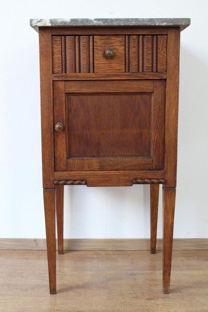 Kle060 Wunderschones Schrankchen Nachtkonsole Beisteller Um 1930 Art Deco Furniture Home Decor Art Deco