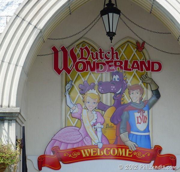 Having a Royal Time at Dutch Wonderland - Pennsylvania #travel