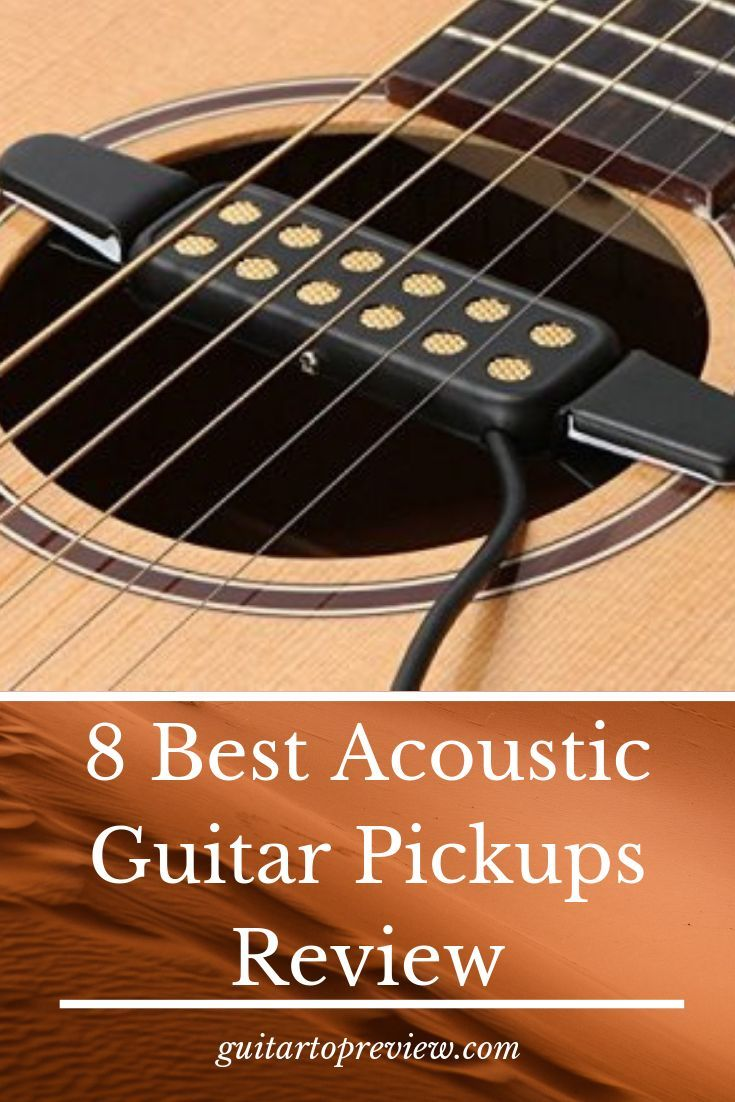 Here We Put Together An Extensive Buyers Guide Covering The 8 Best Acoustic Guitar Pickups That We Acoustic Guitar Pickups Best Acoustic Guitar Guitar Pickups