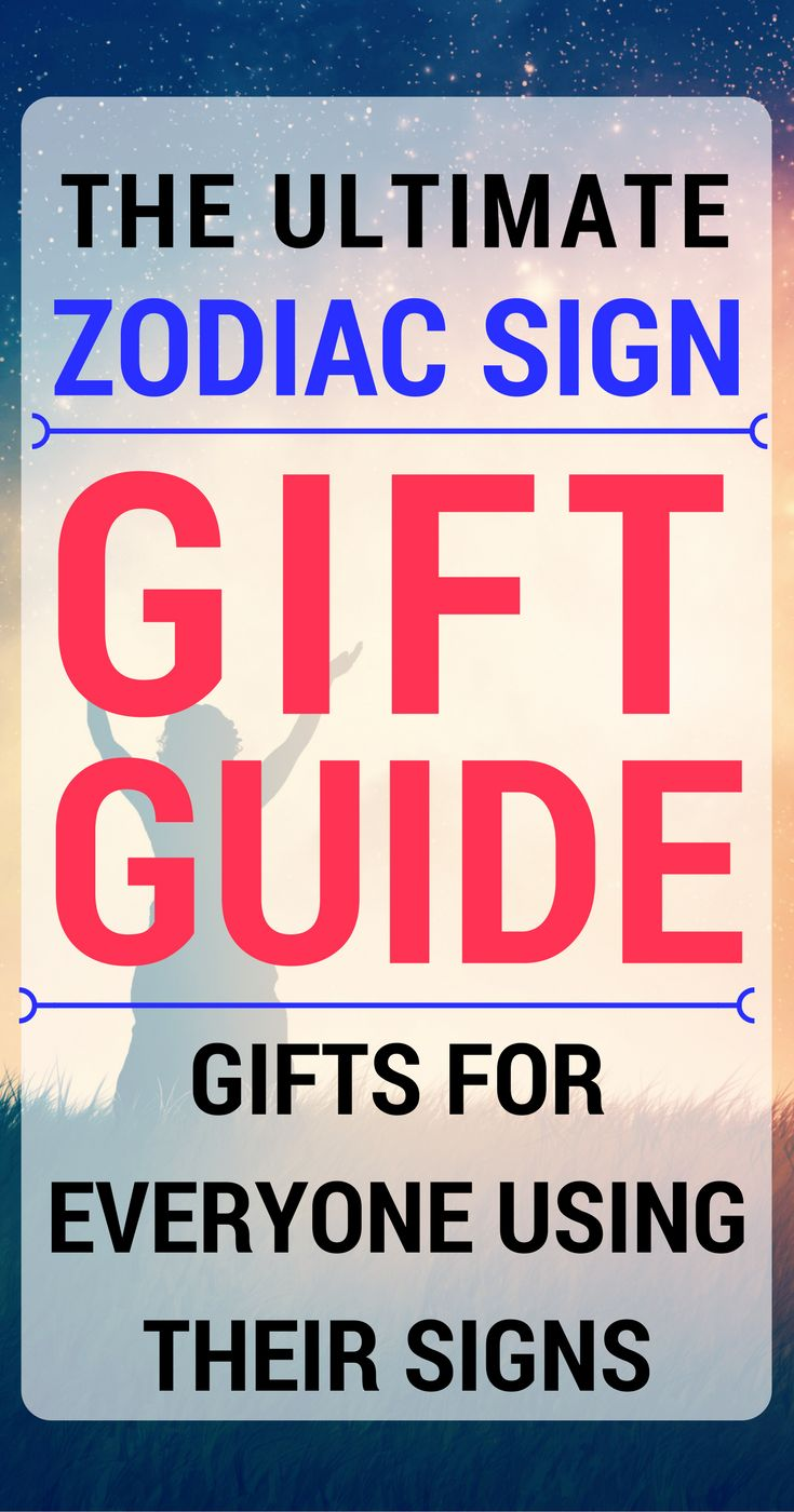 The Ultimate Zodiac Sign Gift Guide | Unique Gift Ideas for Every Zodiac Sign | Horoscope Gift | Presents for my Boyfriend | Gift Ideas for Men | Gifts for Husband | Birthday | Christmas |  Presents for my Girlfriend | Gift Ideas for Women | Gifts for Wife | Holiday | Celebration