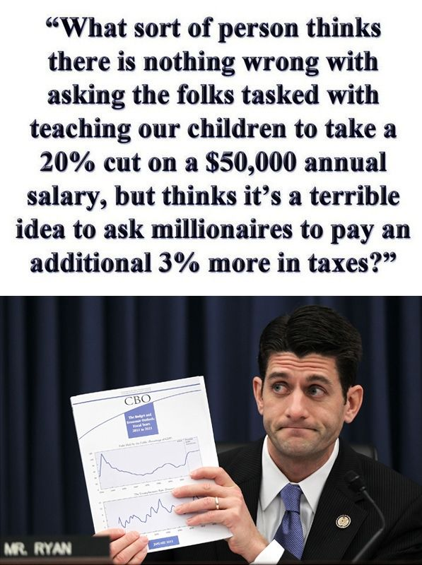 Paul Ryan, fully funded and supported by the billionaire Koch brothers, is that person.