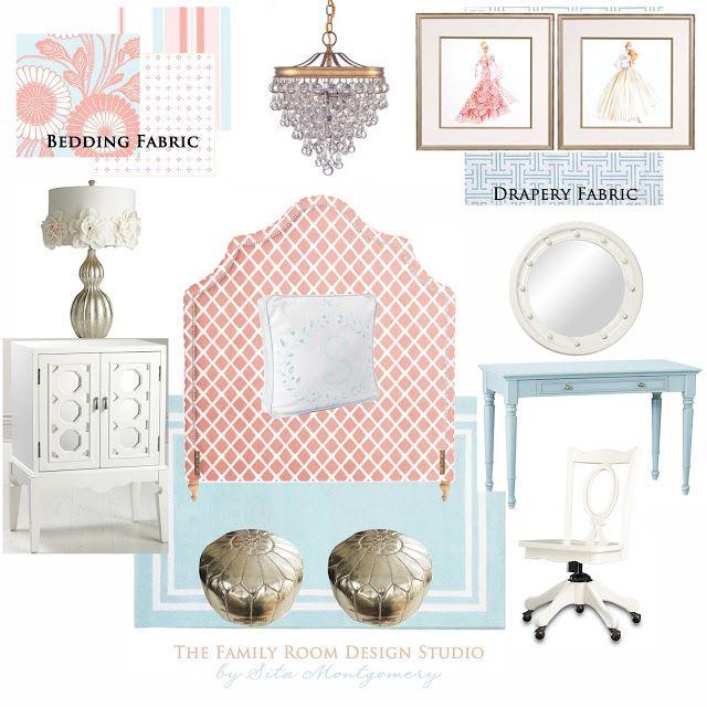 Best 25+ Coral Blue Bedrooms Ideas On Pinterest