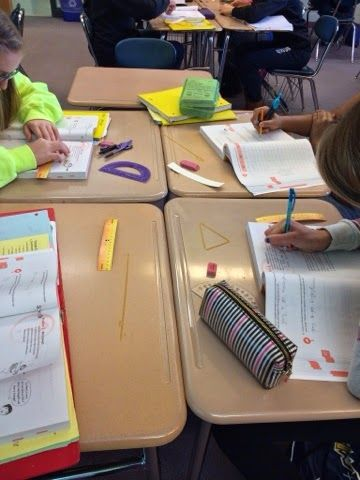 Pieces of spaghetti used for forming triangles - Triangle Inequality Theorem- CCSS 7.G.2