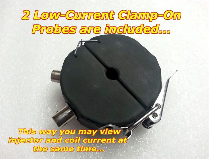 Low Current Probe : Best images about scope automotive engine analyzer
