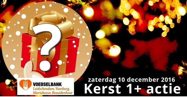 10 Dec – Kerst +1 actie van de voedselbank Stichting Buren - http://www.wijkmariahoeve.nl/kerst-actie-voedselbank-stichting-buren/