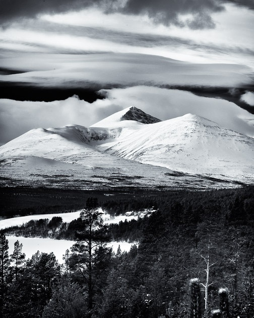 Winter in Rondane