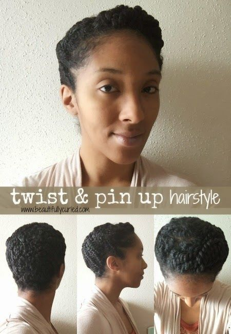 Fabulous 1000 Images About Natural Hair Protective Styles On Pinterest Short Hairstyles Gunalazisus