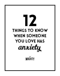 how to love someone with chronic anxiety