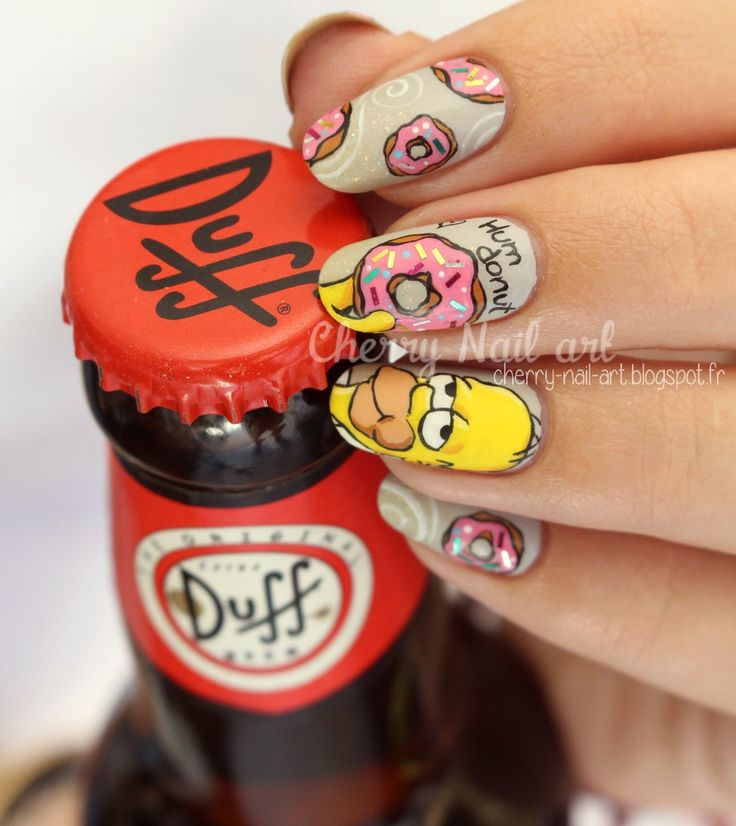 Awesome Nail Art: Best 25+ Cool Nail Art Ideas On Pinterest