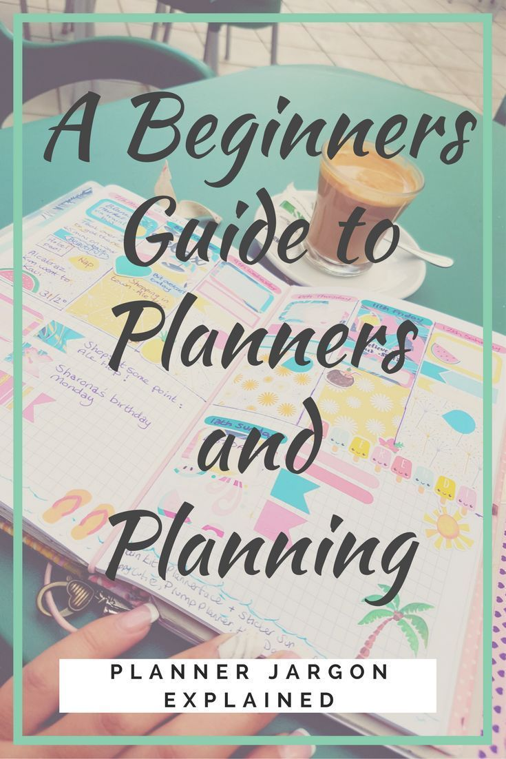 A simple beginners guide to all things planners. Which planner should you choose? What does all the planner jargon actually mean? Which groups on Facebook should you join? Read on - Kerrymay._.Makes