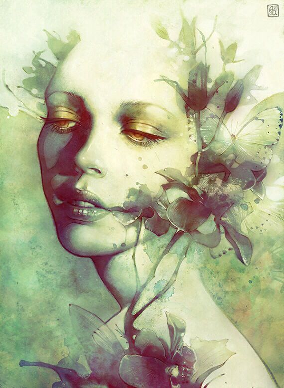 Bloom by Anna Dittmann
