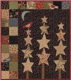 Jan Patek Quilts: Size Matters - Day 6 - Kathy Schmitz, Minick & Simpson, Primitive Gatherings