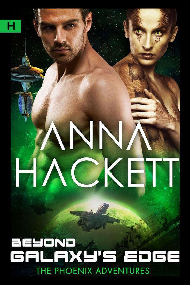 #Books #SciFiRomance | Beyond Galaxy's Edge (Phoenix Adventures #5), Anna Hackett