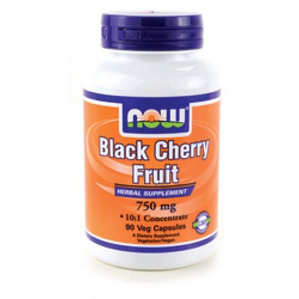 Cherry tablets for gout